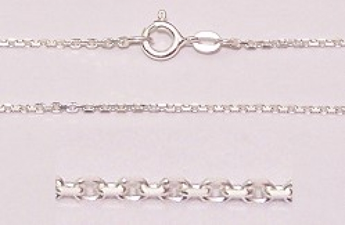 anker kette f r taufanh nger und kinderanh nger 40 cm lang 925 silber. Black Bedroom Furniture Sets. Home Design Ideas